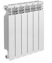 Радиаторы Высота, мм: 419 Глубина, мм: 80 Ширина, мм: 80 Межосевое расстояние, мм: 350 Мощность, Вт: 1550
